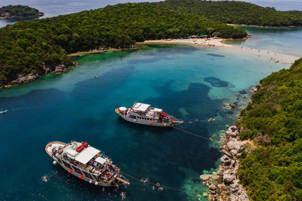 corfu cruises sivota bella vraka excursion islands